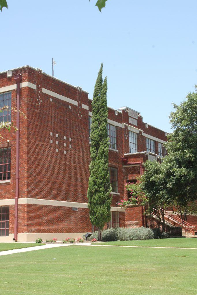 Killeen City Hall Avenue D School National Register Nomination