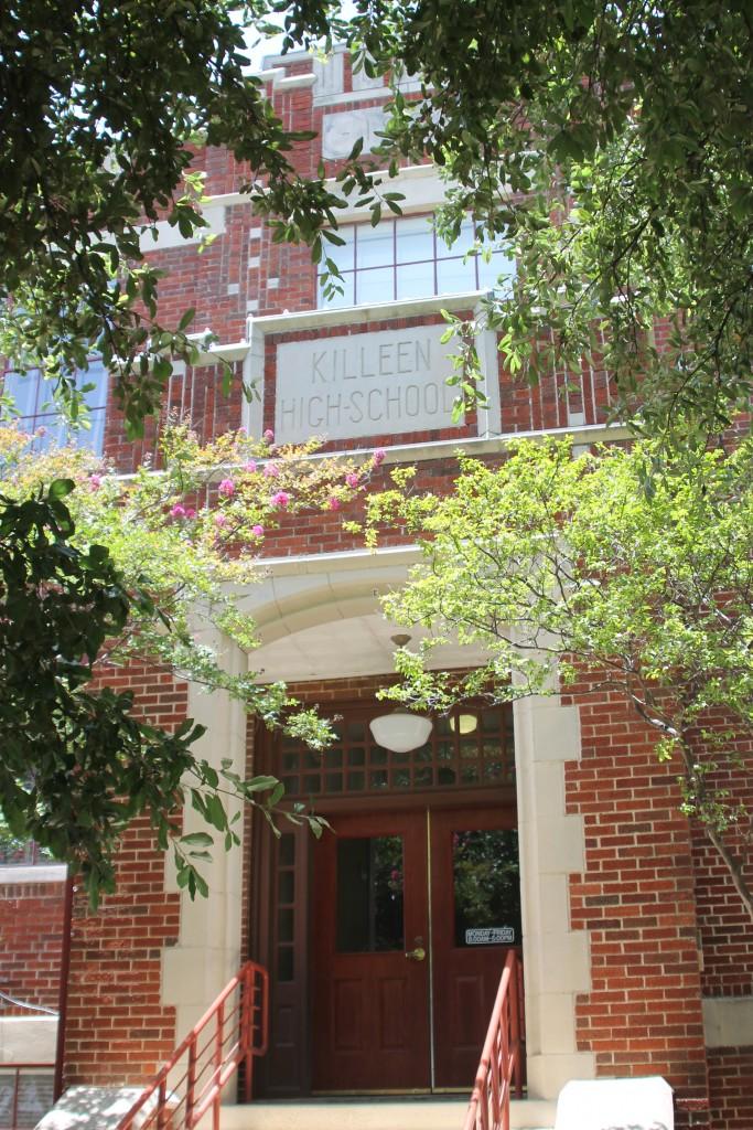 Killeen City Hall_Avenue D School_National Register Nomination