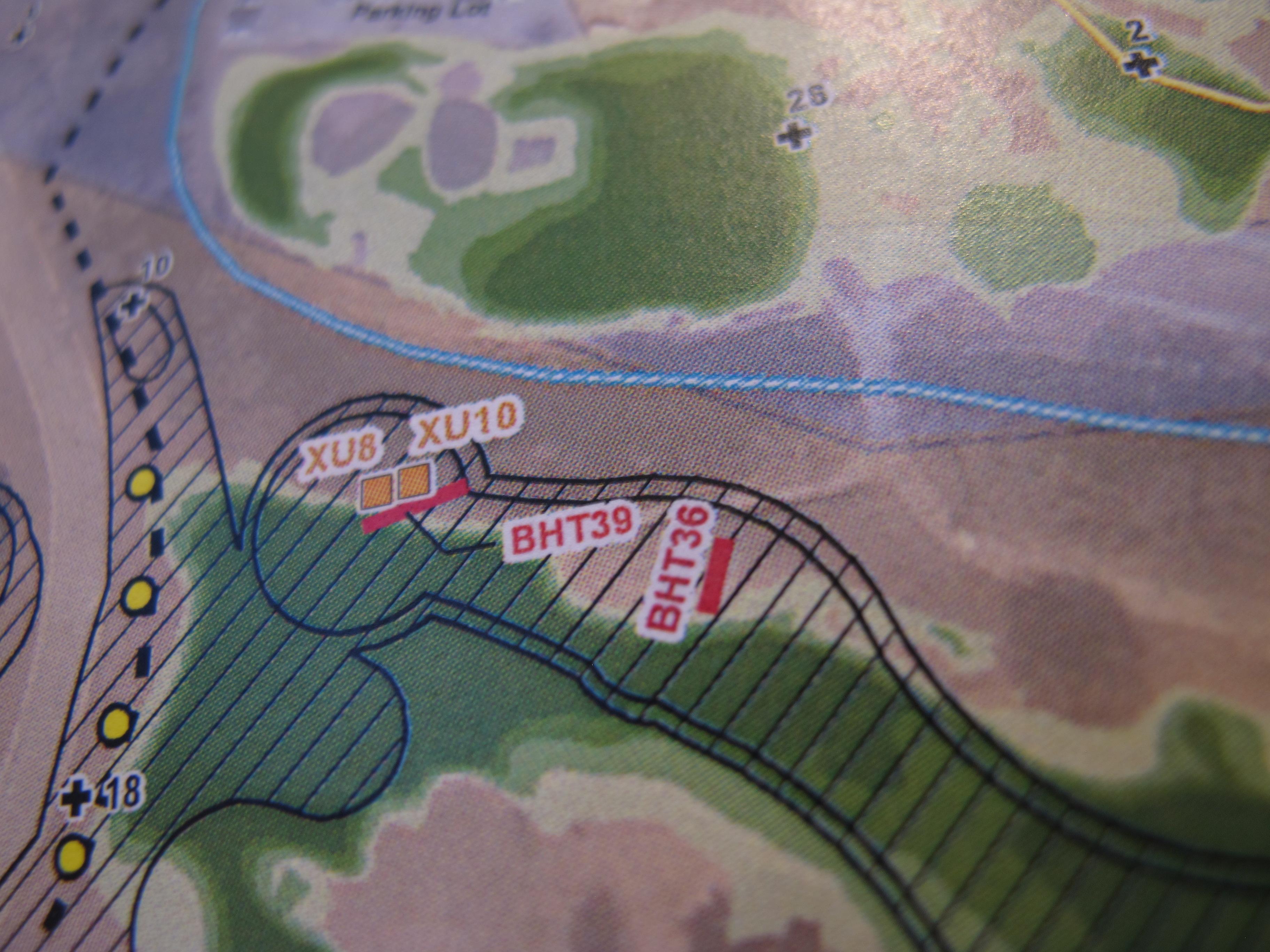 Landa Park Map
