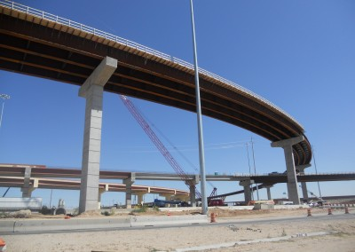 Americas Interchange, I-10/Loop 375