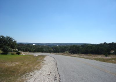 US 281 Loop 1604 to Borgfeld Road