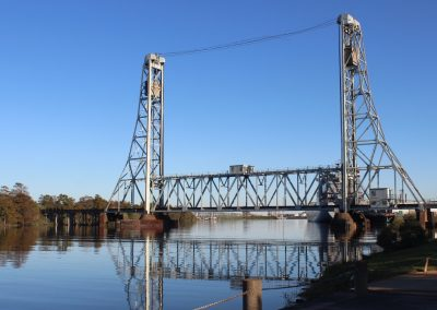 Neches River Rail Bridge Historic Resources Survey