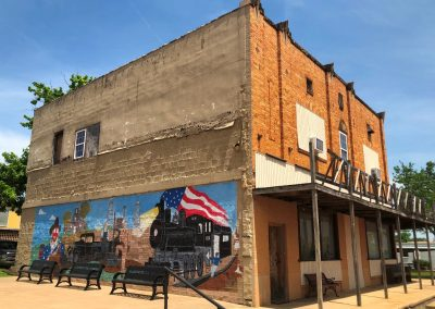 Gregg County Downtown Gladewater Historic Resources Survey